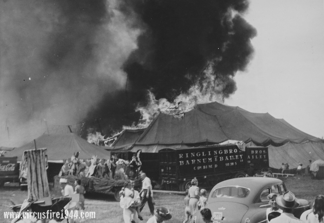 the hartford circus fire essay The hartford circus fire: tragedy under the big top (disaster) [michael skidgell] on amazoncom free shipping on qualifying offers almost 7, 000 fans eagerly packed into the ringling brothers big top on july 6, 1944 with a single careless act.